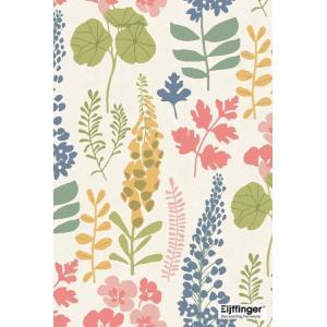 輸入壁紙  FUSION 384532  テシード 花 フラワー 白 アイボリー フローラル  国内在庫品 クロス はがせる 10m巻 壁紙 |decoall