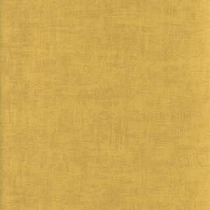rasch 2020 輸入壁紙 489910 イエロー 無地 クロス 10m巻 DIY はがせる ドイツ製  国内在庫品|decoall
