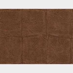 rasch 2020 輸入壁紙 806342 ブロンズ フェイク レザー 革 クロス 10m巻 DIY はがせる ドイツ製  国内在庫品|decoall