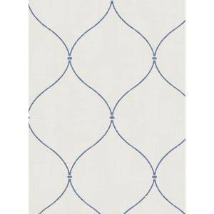 輸入壁紙  ESPOIR NEW AGE  国内在庫 AN60302 白 青 幾何学 モダン WALLQUEST テシード DIY |decoall