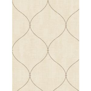 輸入壁紙  ESPOIR NEW AGE  国内在庫 AN60306 ベージュ 幾何学 モダン WALLQUEST テシード DIY |decoall