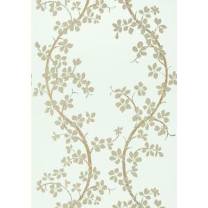 輸入壁紙 ANNA FRENCH 花柄 ライトブルー AT6154|decoall