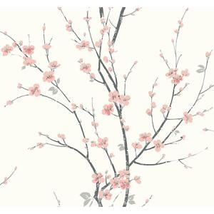 輸入壁紙 シノワズリ 桜 CH70001 decoall