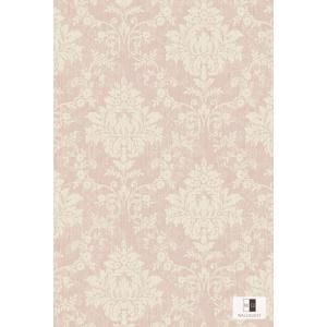 壁紙 FLORA ダマスク柄  ピンク FG71601 輸入品 輸入壁紙 エレガント シャビーシック テシード  WALLQUEST(ウォールクエスト)|decoall