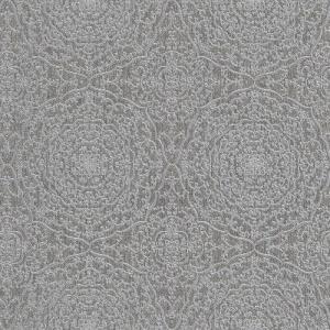 はじめての輸入壁紙DIYセット ドイツrasch(ラッシュ) アラベスク柄 ジオメトリック グレー シルバー 銀 442960 クロス DIY rasch2019 はがせる decoall