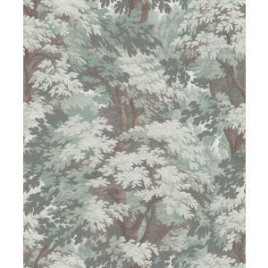 はじめての輸入壁紙DIYセット ドイツrasch(ラッシュ) 森林柄 密林 フォレスト 緑 グリーン 528213 クロス DIY rasch2019 はがせる|decoall
