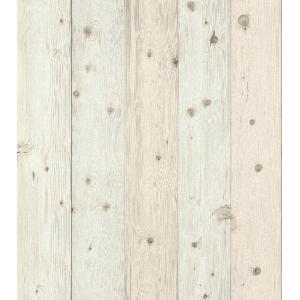 はじめての輸入壁紙DIYセット ドイツrasch(ラッシュ) 木目 板張り フェイク パステルカラー 664515 クロス DIY rasch2019 はがせる|decoall