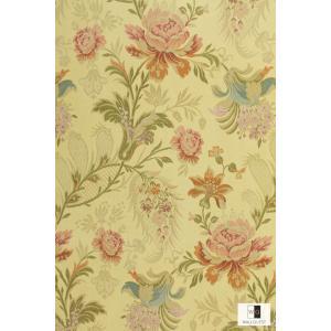輸入壁紙 アンティーク花柄 TS70205|decoall