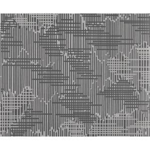 輸入壁紙 VILLA NOVA Berg Wallpaper Onyx ブラック W533/01 クロス DIY 賃貸OK 貼ってはがせる decoall