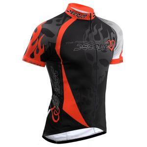 DECOJA 半袖 フォッフェ(23261)【送料無料】サイクルウェア 自転車ウェア|decoja-sports