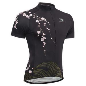 DECOJA 半袖ジャージ ツキヨミ(24600)【送料無料】サイクルウェア 自転車ウェア サイクルジャージ|decoja-sports