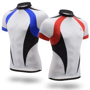 DECOJA 半袖 カオス ベースホワイト(25083)【送料無料】サイクルウェア 自転車ウェア|decoja-sports