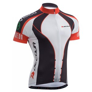 DECOJA サイクルジャージ 半袖 COMP(25563)【送料無料】サイクルウェア 自転車ウェア サイクルジャージ|decoja-sports