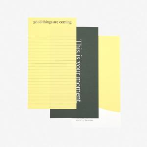 レターセット Message Letter - 03 Good things 【メール便対応】 decollections