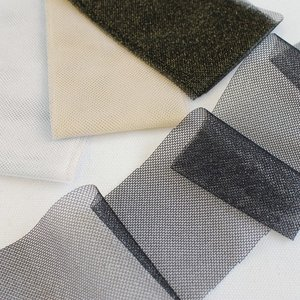 ソフトチュールリボンラメ70mm巾 KIYOHARA 【2.1m巻】【メール便対応】|decollections