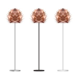 フロアライト SILVIA Copper ウメイ シルヴィア コパー VITA ヴィータ 北欧 送料無料 LED電球付※当店限定|decomode|02