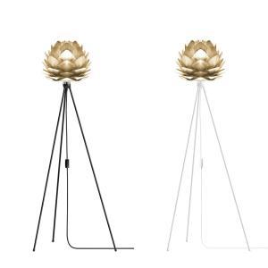 スタンドライト フロアライト UMAGE SILVIA mini Brushed Brass (Tripod Floor) VITA ヴィータ 間接照明 北欧 送料無料 LED電球付※当店限定|decomode|03