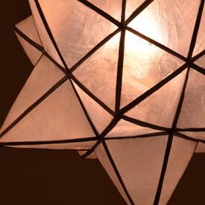 照明 シーリングライト ペンダントライト 1灯 カピス Roxas Star ロハススター Lu Cerca ルチェルカ decomode 03
