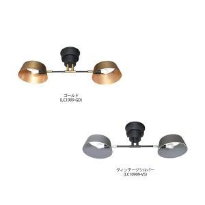 天井照明 Capiente2 カピエンテ2 2灯シーリングライト|decomode|02