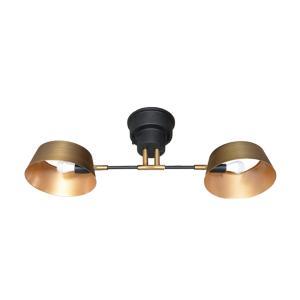 天井照明 Capiente2 カピエンテ2 2灯シーリングライト|decomode|04