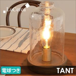 照明 TANT タント テーブルライト LEDレトロエジソン球付き decomode