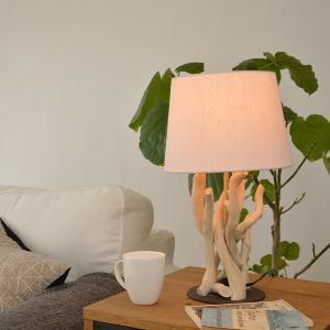 照明 テーブルライト DRIFT WOOD TABLE ドリフトウッド・テーブル|decomode|03