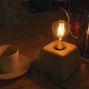 照明 CONCE1 コンセ1 テーブルライト LEDレトロエジソン球付き|decomode|02
