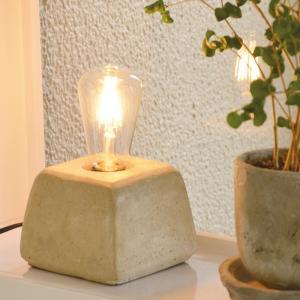 照明 CONCE1 コンセ1 テーブルライト LEDレトロエジソン球付き|decomode|03