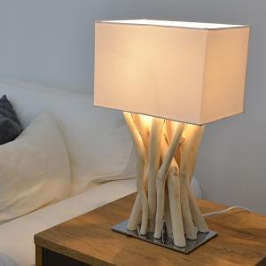 照明 LED対応 DRIFTWOOD TABLE SQUARE ドリフトウッド・テーブル スクエア decomode 02