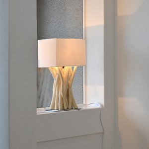 照明 LED対応 DRIFTWOOD TABLE SQUARE ドリフトウッド・テーブル スクエア decomode 04