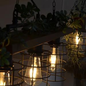 照明 GREENE-3 グリーネ3 3灯ペンダント ガーラント付|decomode|04