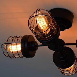 照明 PROTO プロト 4灯シーリングライト|decomode|04
