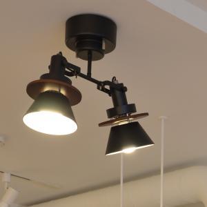 照明 CERON セロン 2灯シーリングスポット|decomode|04