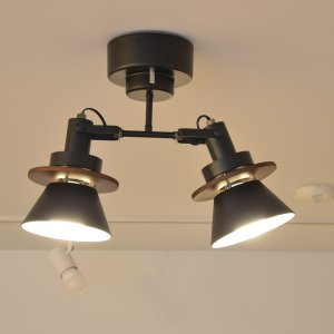 照明 CERON セロン 2灯シーリングスポット|decomode|06