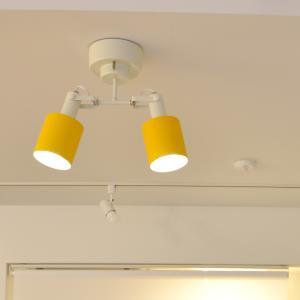照明 REVO レヴォ 2灯シーリングスポット decomode 05