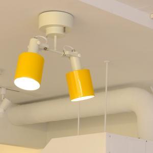照明 REVO レヴォ 2灯シーリングスポット decomode 06