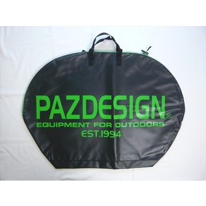 TPネットケース・ツイン(パズデザイン)■グリーン■SAC-122|decoon2193