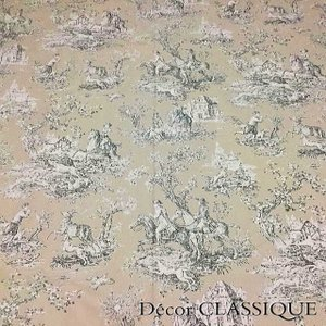 SALE 1/31まで:テーブルクロス:フランス製トワルドジュイ:Decor CLASSIQUE|decor-classique