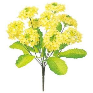 菜の花ブッシュ(L) *9(FLB0855L)[菜の花 ナノハナ なのはな 造花 ブッシュ 束 アートフラワー]|decorationlabo
