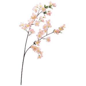 桜スプレイ(L) *48(FLS0538L)[桜スプレイ さくら サクラ 桜 桜の枝 造花 アートフラワー スプレイ]|decorationlabo