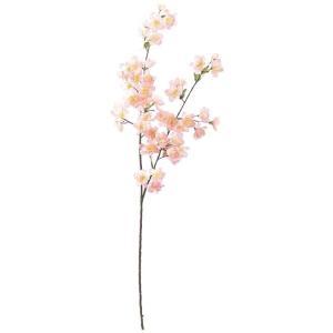八重桜スプレイ(L) *48(FLS0634L)[八重桜スプレイ さくら サクラ 桜 桜の枝 八重桜 造花 アートフラワー スプレイ]|decorationlabo