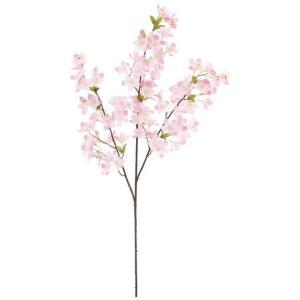 平安桜 *80(FLS5057)[平安桜 桜 さくら サクラ 桜の枝 造花 アートフラワー スプレイ]|decorationlabo