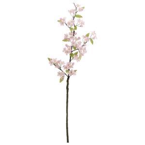 乙女桜(FLS5150)[乙女桜 さくら サクラ 桜 桜の枝 造花 アートフラワー スプレイ]|decorationlabo