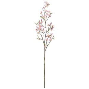 常陸の梅(ピンク)(FLS5260PK)[常陸の梅 梅 ウメ うめ 造花 アートフラワー スプレイ]|decorationlabo