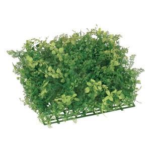 アジアンタムミックスリーフマット(プラスチック)(観葉植物・フェイクグリーン)【屋外対応】|decorationlabo