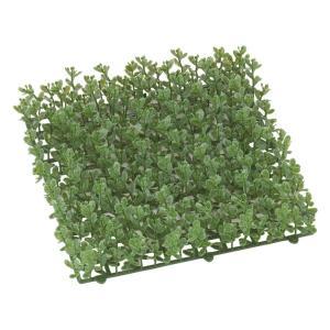 ボックスウッドガーデンユニマット(一体成型)(プラスチック)(観葉植物・フェイクグリーン)|decorationlabo