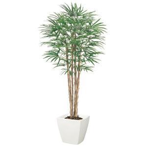 シュロチク(ナチュラルトランク)《ポット別売り》(NGT2039GL18)[フェイクグリーン リーフ 天然木 人工観葉植物 シュロチク ツリー]|decorationlabo
