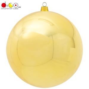 500mmメタリックボール(1ケ/パック)(ゴールド)(OXM1515GO)[クリスマス 飾り オー...