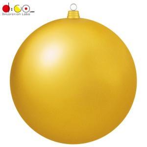 500mmフロストボール(1ケ/パック)(フロストゴールド)(OXM1535FSGO)[クリスマス ...