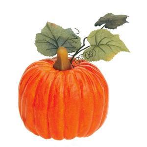 オハイオパンプキン(S)(VF1207S)[食品サンプル フェイクフード ディスプレイ 野菜 かぼちゃ カボチャ ハロウィン パンプキン]|decorationlabo
